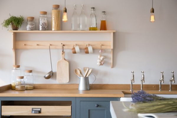 Bespoke kitchens, Bristol workshop