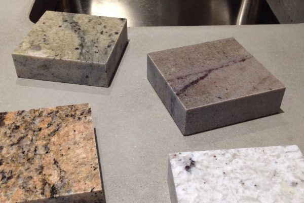 concrete v granite