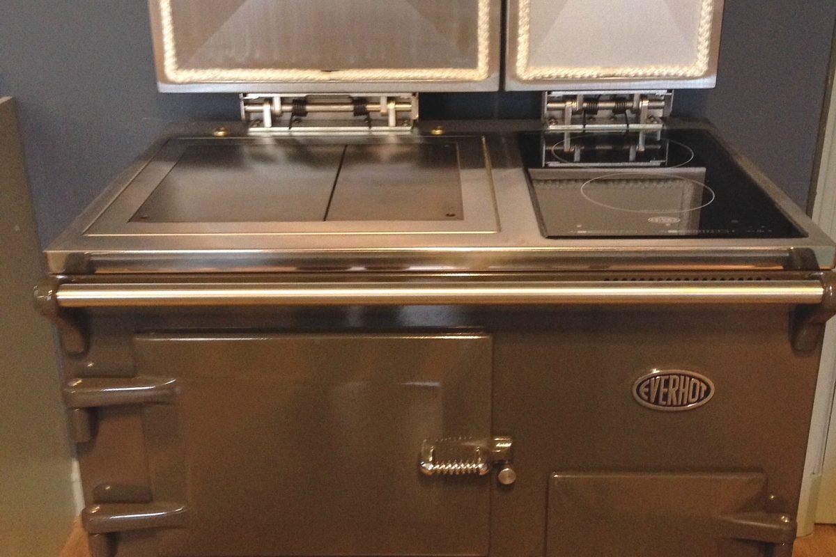 Everhot stove