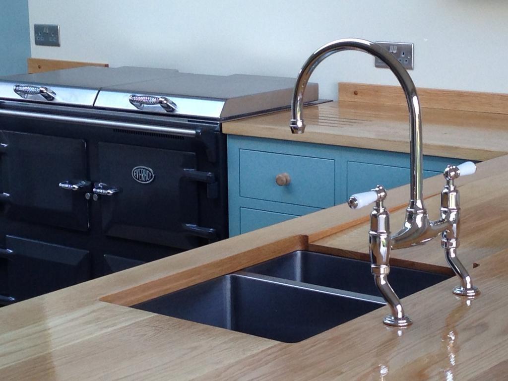 steve clark kitchen triangle - Sustainable Kitchens