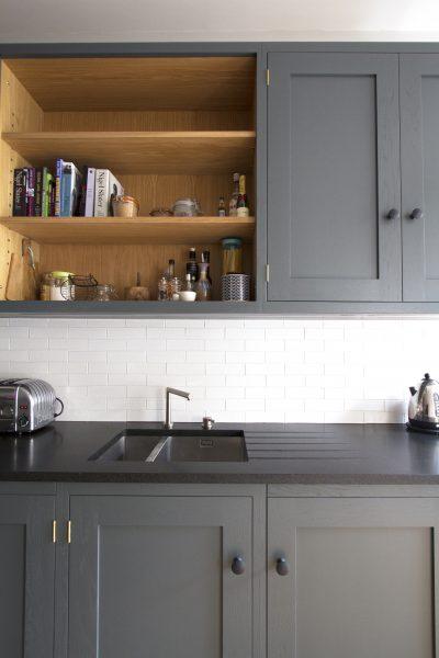 Industrial Kitchen In Bath Sustainable Kitchens
