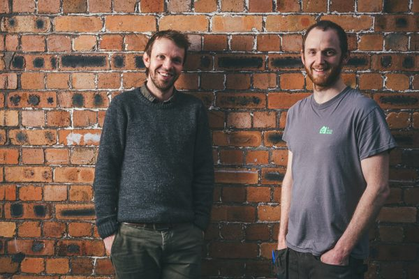 Sam & Charlie, the Directors of Sustainable Kitchens