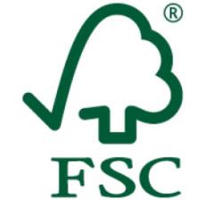 FSC Logo, (Forest Stewardship Council)