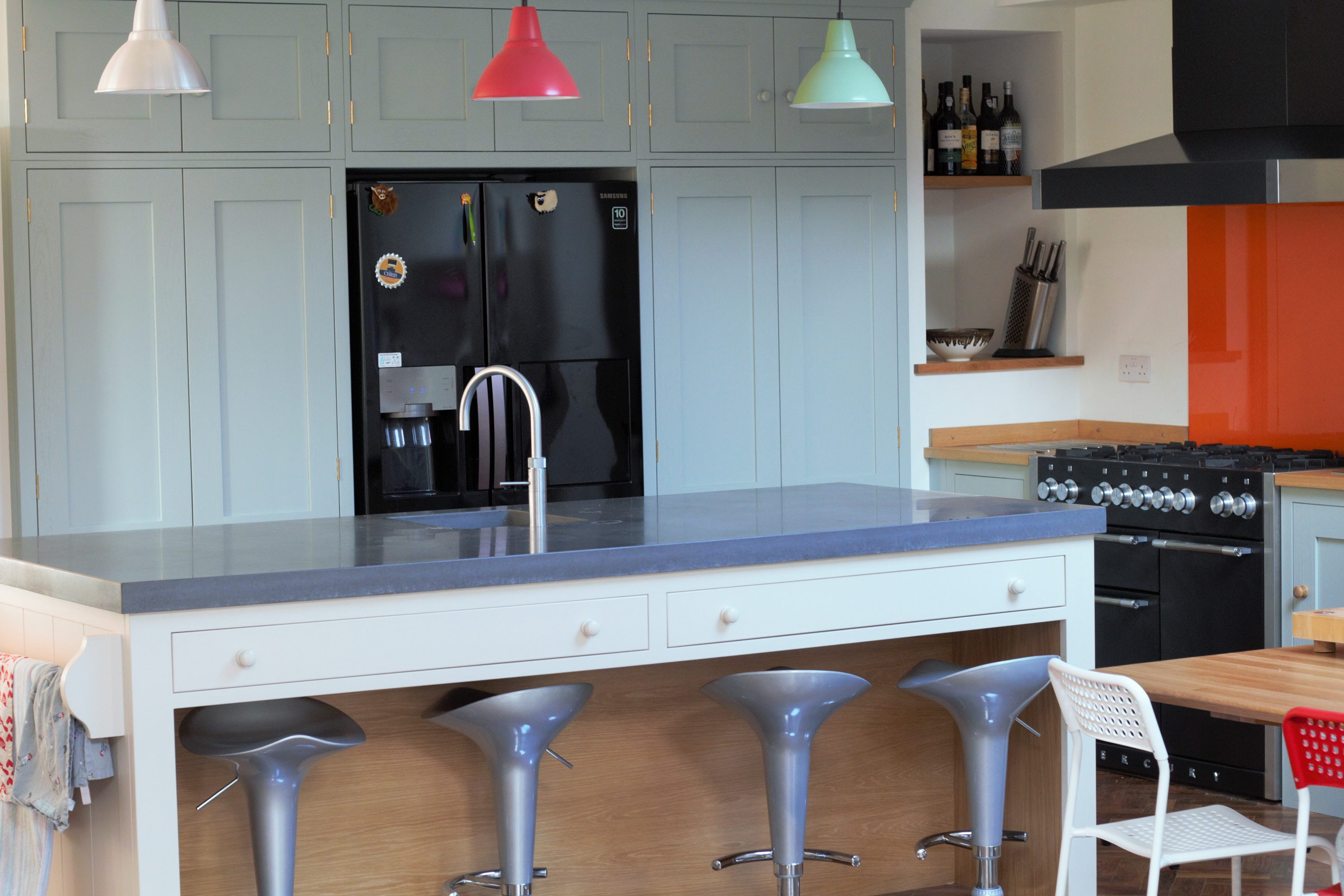 Sustainable Kitchens - Its all about the island - Sustainable Kitchens