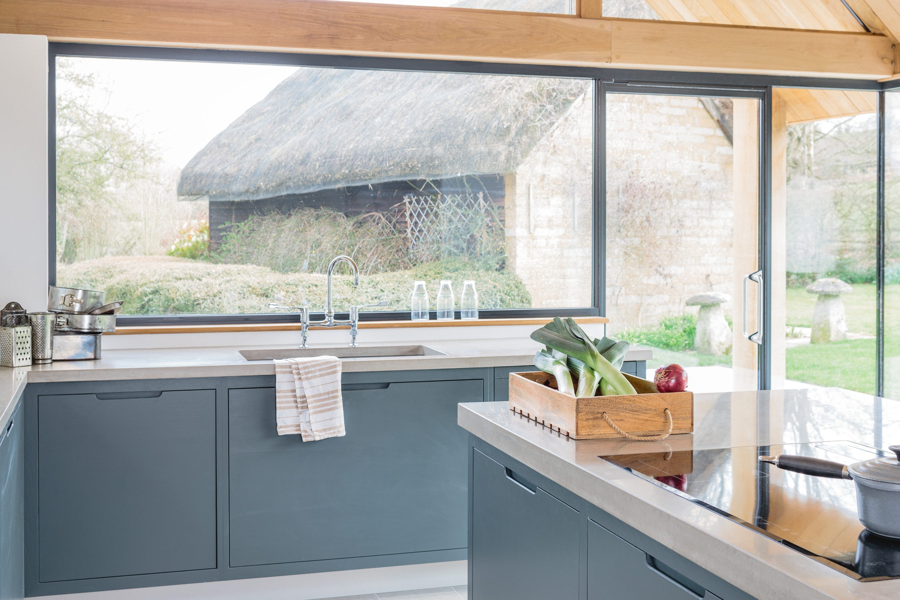 Environmentally Friendly - Sustainable Kitchens