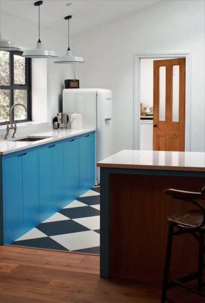 Industrial Kitchen With American Diner Feel Sustainable
