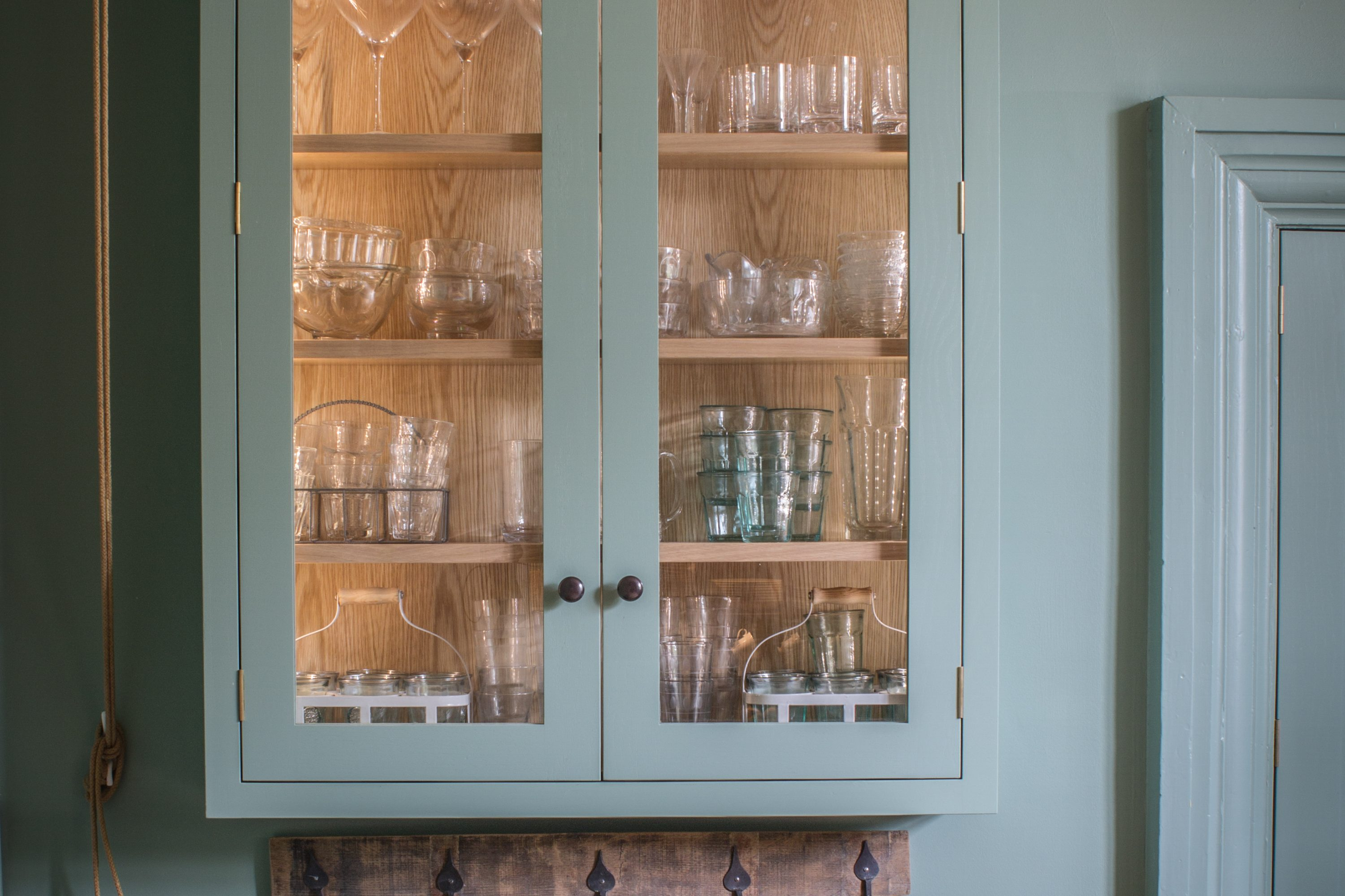 Dart - Cotswold Chapel Kitchen - Sustainable Kitchens