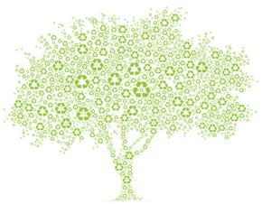 Green tree image