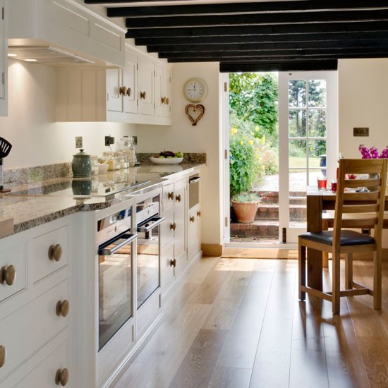 Making The Most Out Of Your Galley Kitchen Sustainable Kitchens