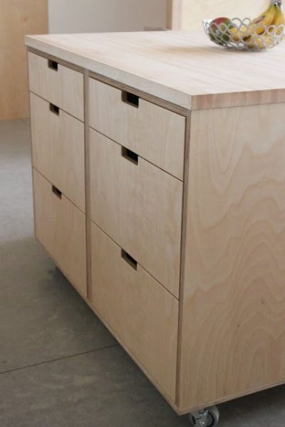 Plywood kitchens sustainable kitchens for Plywood cupboard