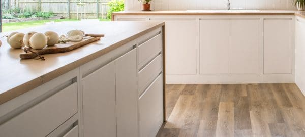 Flat Panel Handle Options Sustainable Kitchens