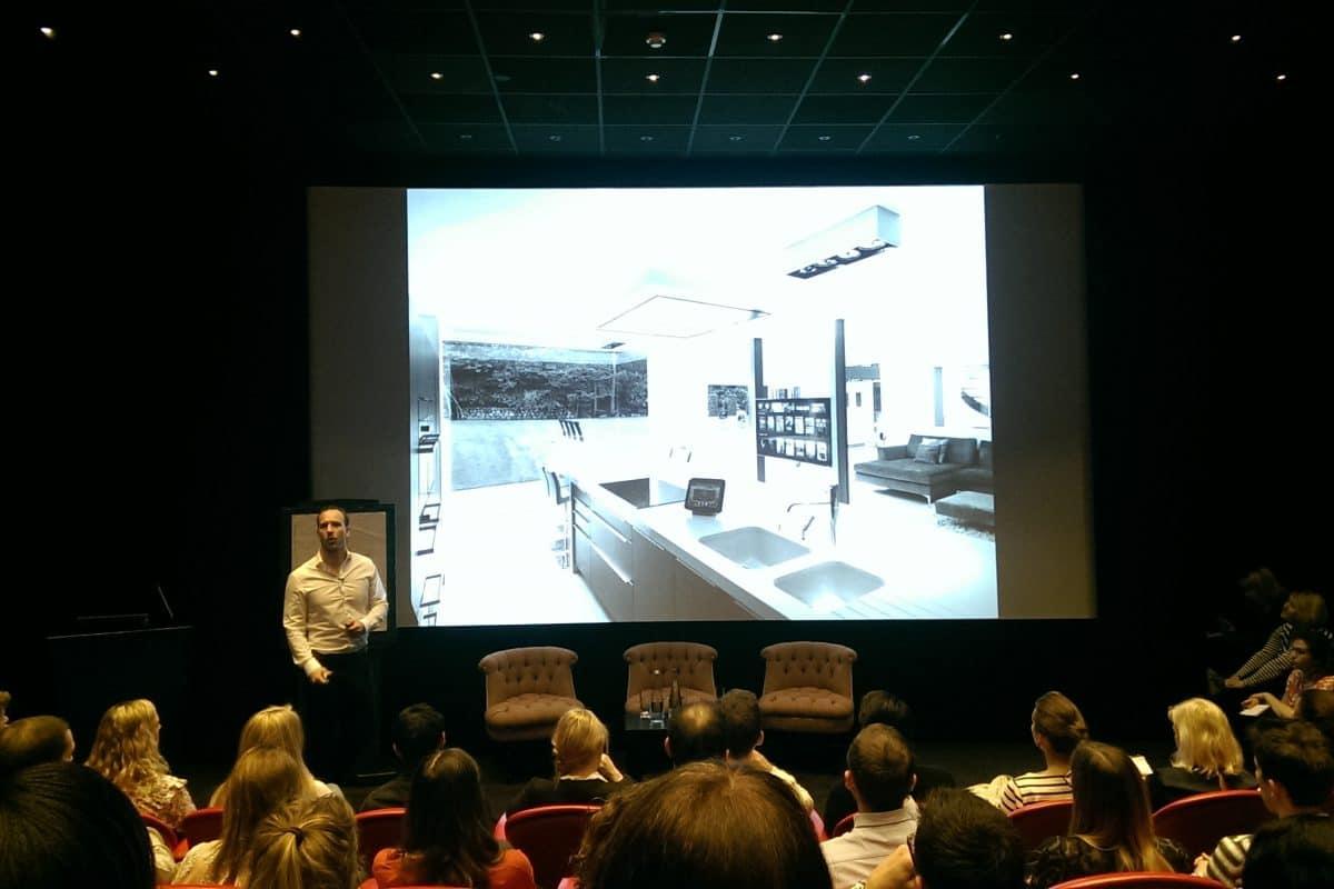 Smart Technology talk at the Soho Hotel