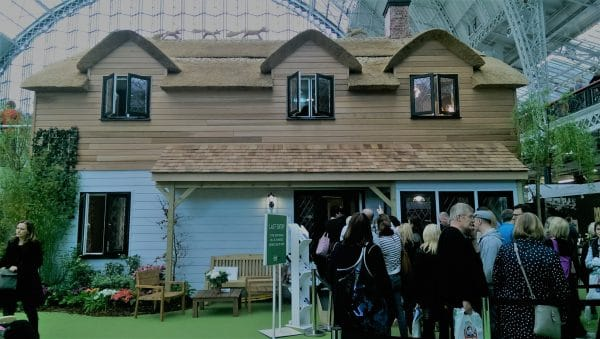 21st Century Cottage at Ideal Home Show