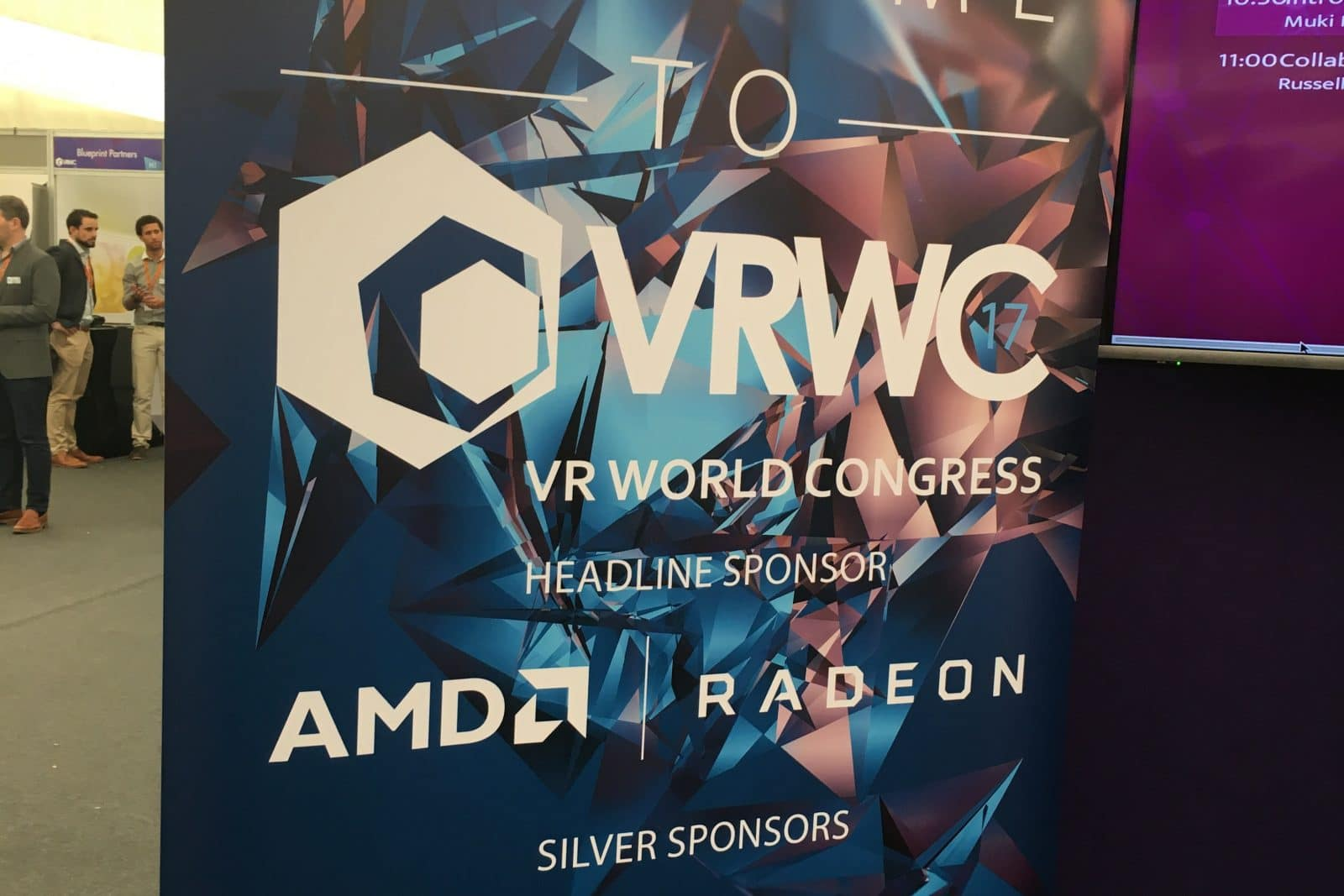 VR World Congress Poster
