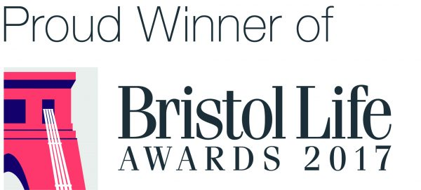 Bristol Life Awards Winner banner