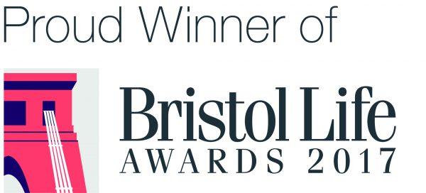 Bristol Life Awards Winner banner