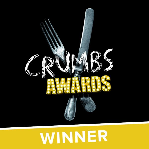 Crumbs awards - Kitchen & interiors - Winner Banner