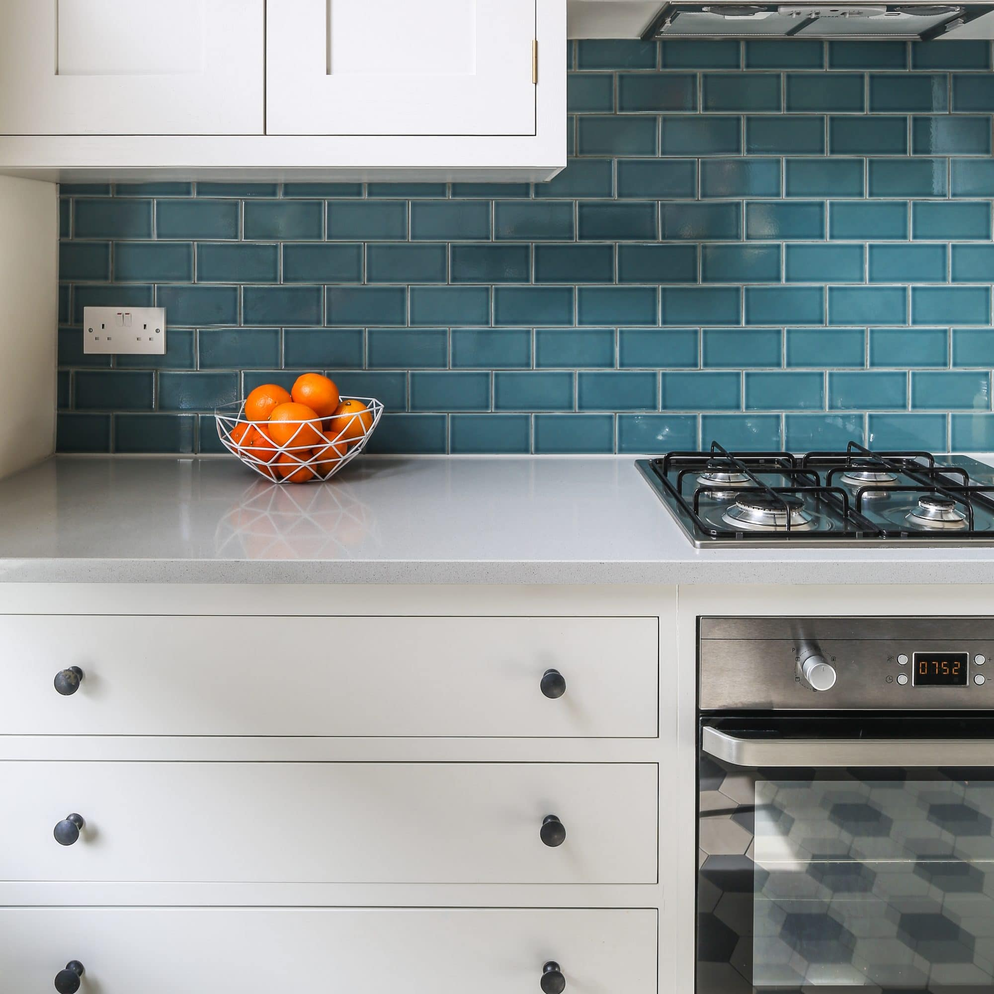 Graebner - Quirky Retro Style Shaker Kitchen - Sustainable Kitchens