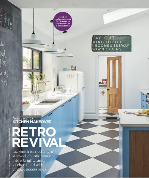 Real Homes - October 2017 - Retro Revival