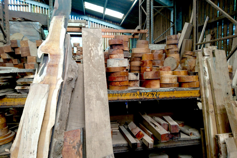 Wood at Interesting Timbers