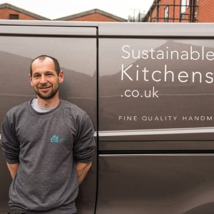 Dean Gore Site Manager Sustainable Kitchens