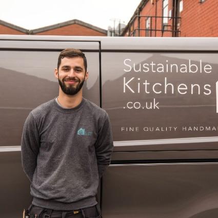 Gianluca Dessena Furniture Installer Sustainable Kitchens
