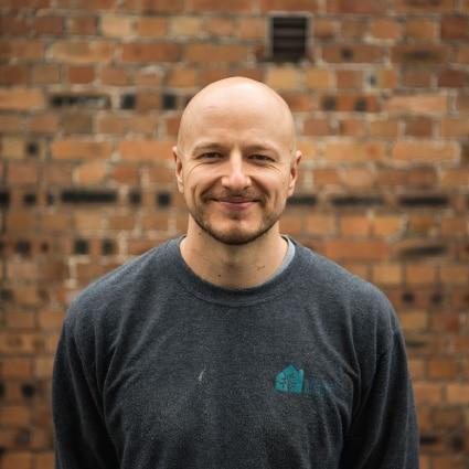 Phil Jarratt Workshop Supervisor Sustainable Kitchens