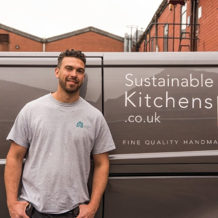 Wesley Rueben Installer Sustainable Kitchens
