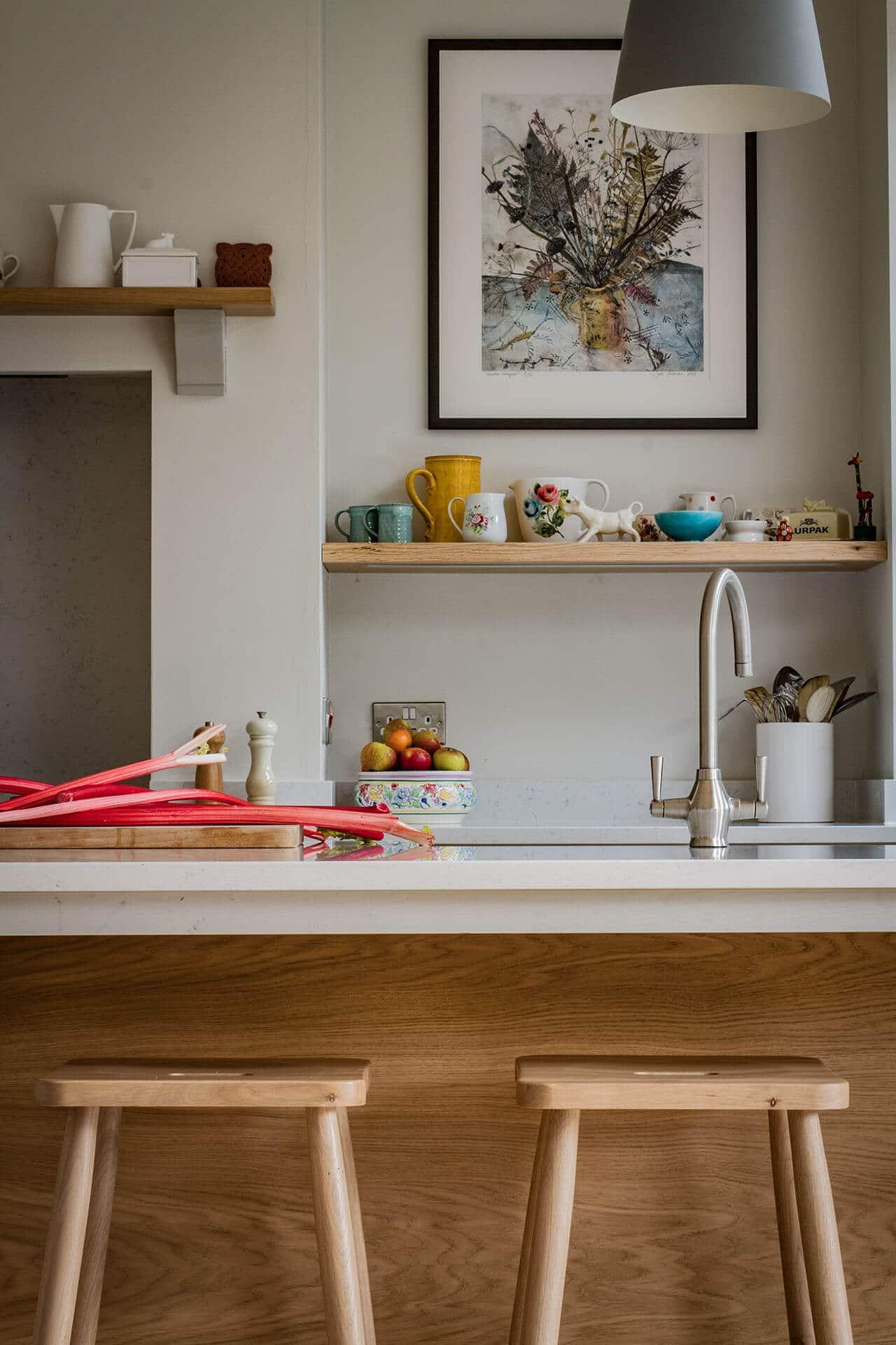 The Scandinavian Woodland Kitchen Sustainable Kitchens