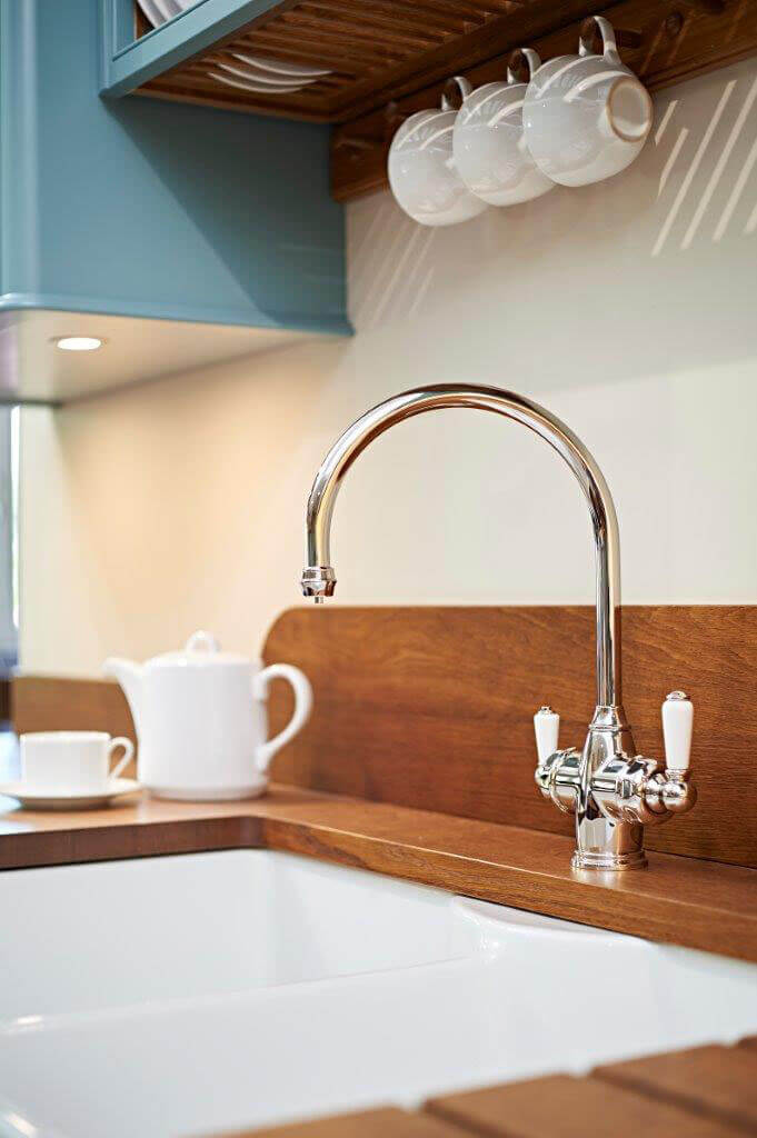 CHOOSING THE PERFECT KITCHEN TAP
