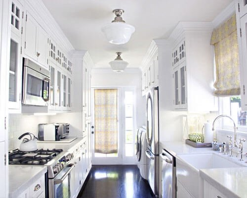MAKING THE MOST OUT OF YOUR GALLEY KITCHEN