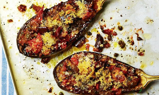 #MEATFREEMONDAY – RICH AUBERGINE CAPONATA