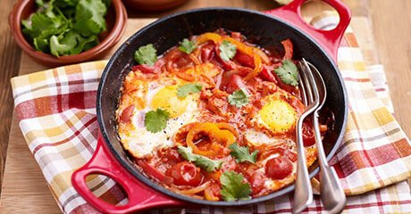 #MEATFREEMONDAY- SHAKSHUKA