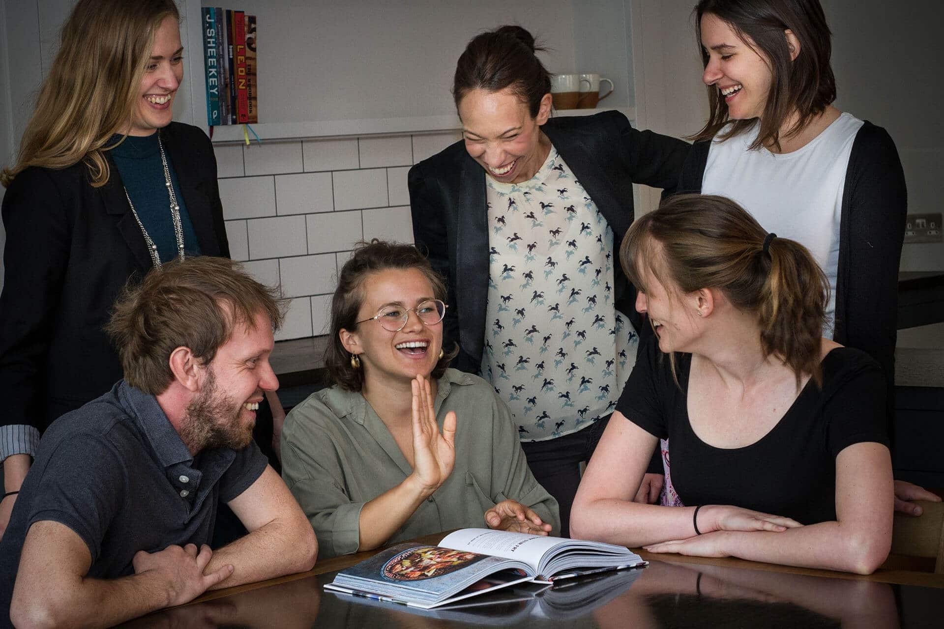 Office Team Photo May 2016 - Fun